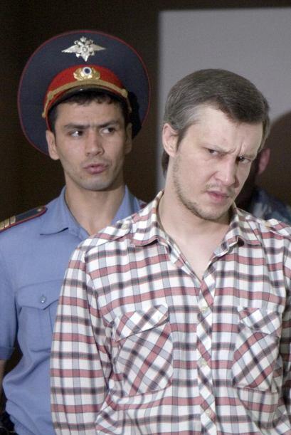 Este asesino ruso fue otro que tomó ventaja de los efectos del alcohol e...