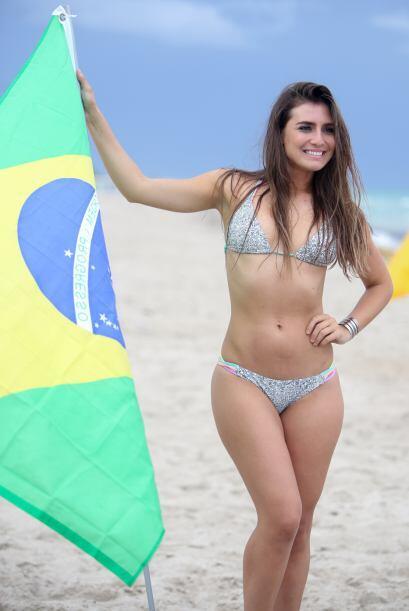 Heloisa Alves nació en Rinópolis, São Paulo, en Brasil, el 21 de mayo de...