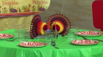 Agrega más espacio en tu mesa para la Cena del Día de Gracias