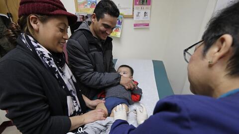 Los Centros para el Control y la Prevención de Enfermedades anunc...