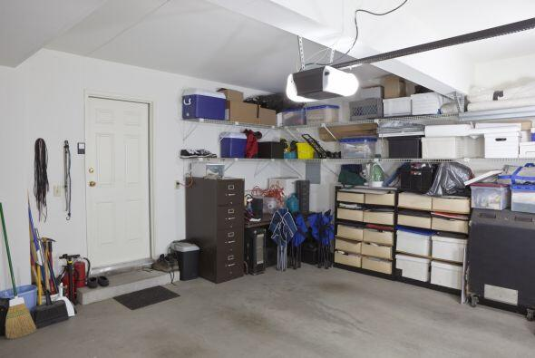 No importa cuánto desorden tengas en el garaje en este momento. L...