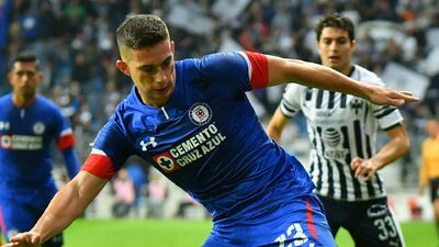 Marcone confesó que las críticas contra Cruz Azul los fortaleció