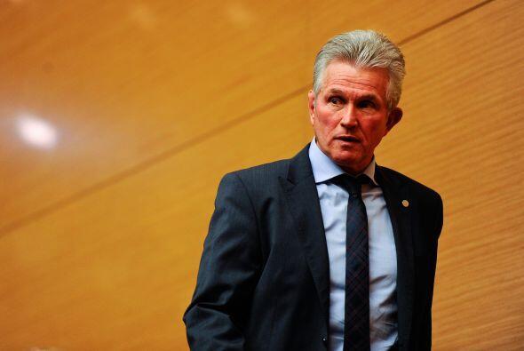 Jupp Heynckes: Sabiendo que no continuará con el Bayern Munich, este téc...