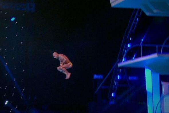 Joahan fue el segundo finalista con un salto complicado.