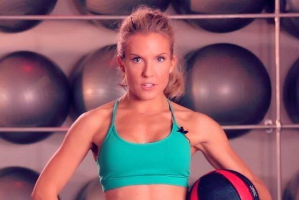 Ella es Anna Kaiser, entrenadora de celebridades. En sus manos ha tenido...
