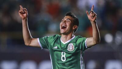 La 'Chuckymanía' en 2017: de joven maravilla a estrella mexicana en el fútbol mundial