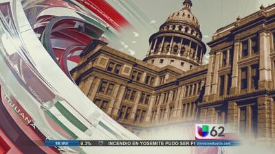 El grito de Independencia de México, desde el capitolio de Austin