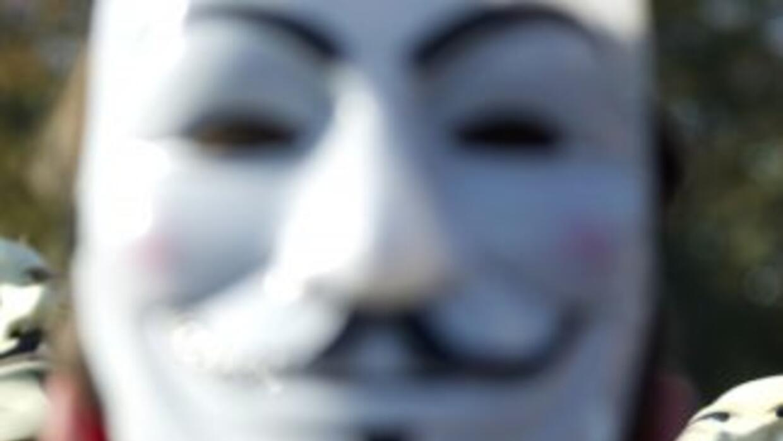 Aunque Anonymous anunció que abandonaba la #OpCartel, uno de sus presunt...