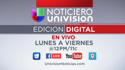 Noticiero Univision Digital