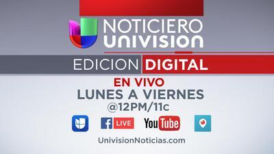 Noticiero Univision Digital