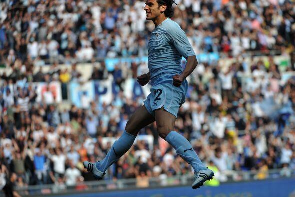Sergio Floccari puso el 2-0 definitivo para los capitalinos.
