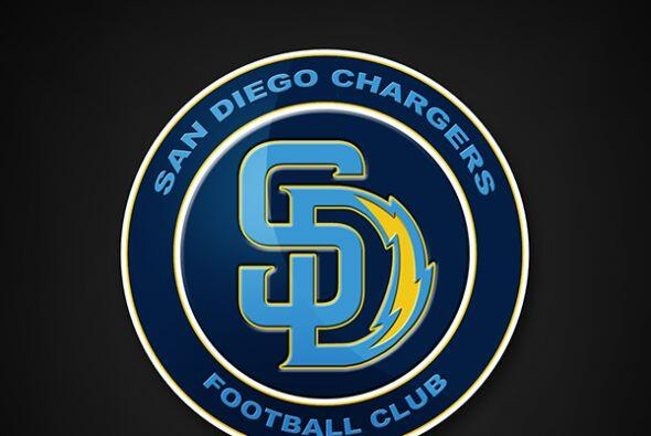 San Diego Chargers con los Padres.
