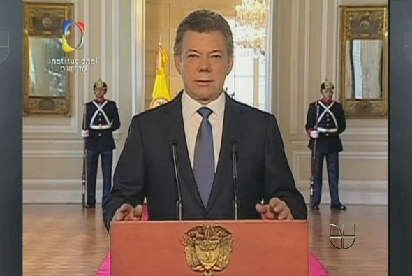 Agosto 27- El gobierno del presidente Juan Manuel Santos y los rebeldes...
