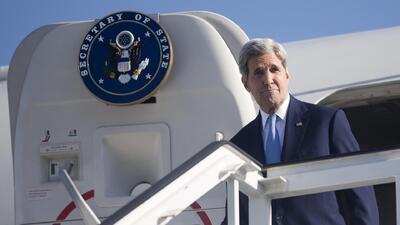 """Kerry: """"El pueblo de Cuba estará mejor con una democracia genuina"""""""