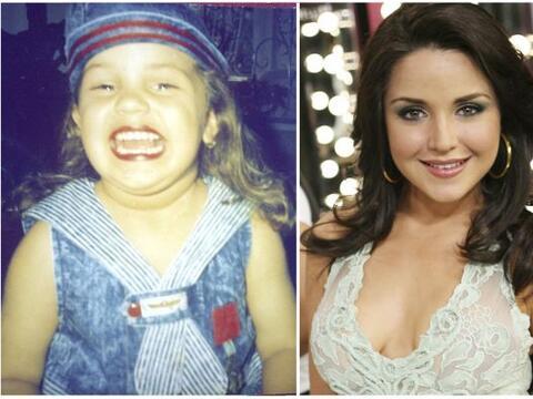 Ella es la bella puertorriqueña Gredmarie Colón.