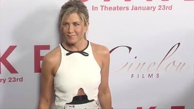 Jennifer Aniston se ve mejor que nunca