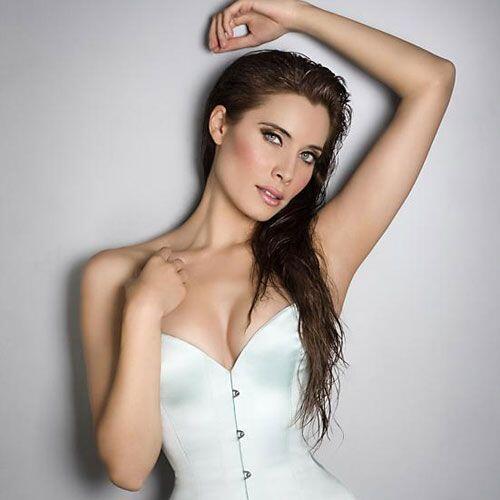 Pilar Rubio es una bella modelo y presentadora española que le robó el a...
