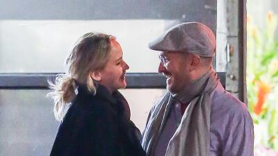 Jennifer Lawrence y su nuevo galán se besan en las calles de Nueva York