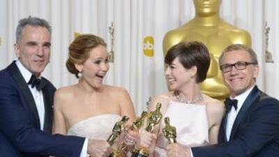 """Ganadores Premios """"scar"""