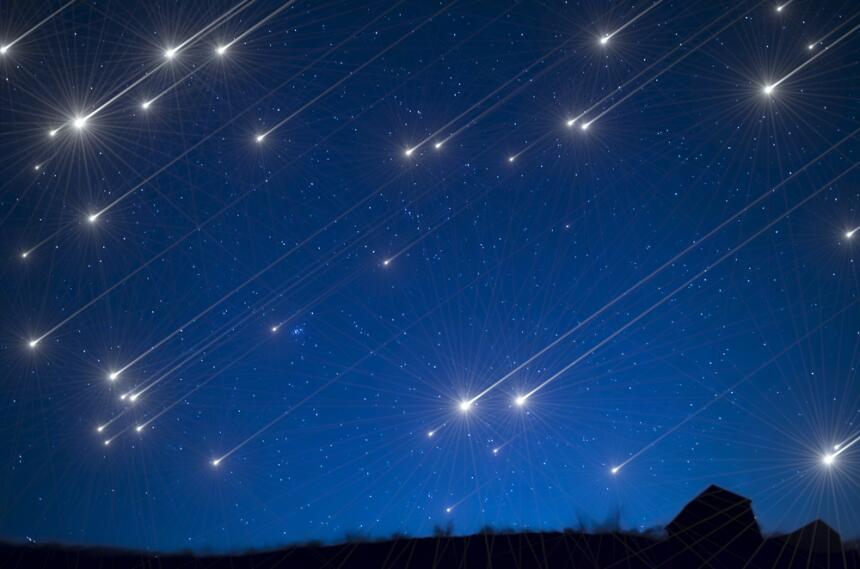 Superluna, Luna azul y lluvia de estrellas traen amor y misterio en ener...