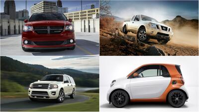 Los 10 carros nuevos que debes evitar en 2018, según Forbes