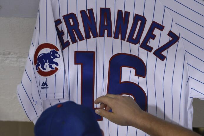 Cubs hacen homenaje a José Fernández