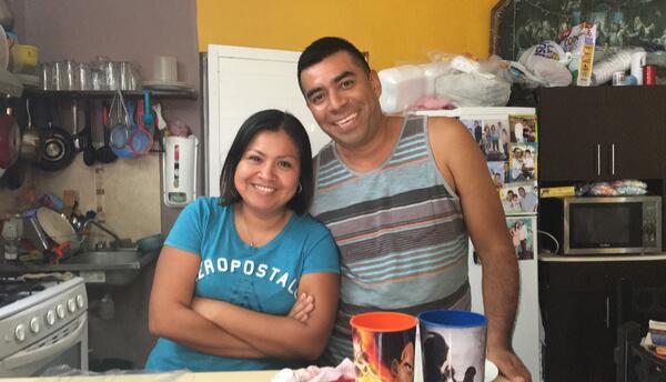 Renato Pestañas y Cindy Solís desconocían que su casa fue registrada com...