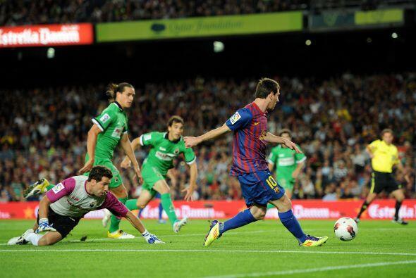 El delantero argentino demostró, una vez más, que su talen...