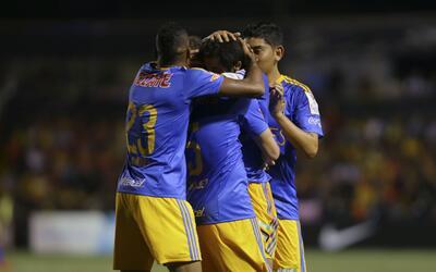 Tigres debutó en la Liga de Campeones con triunfo sobre Herediano