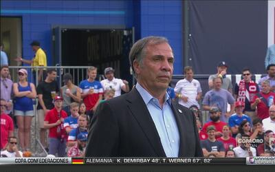 Marcelo Balboa cree que los elegidos por Bruce Arena son capaces de gana...