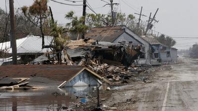 Estos han sido los huracanes más letales que han azotado los EEUU en las últimas tres décadas