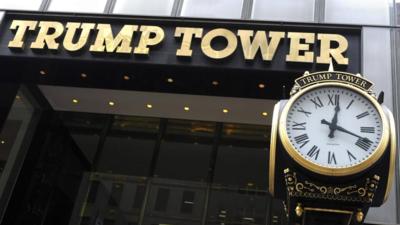 Lanzan campaña para nombrar a la zona frente a la Torre Trump en NYC con el nombre de Obama