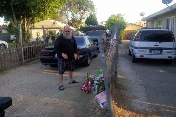 Vecinos de la familia han expresado su tristeza en torno al trágico fin...