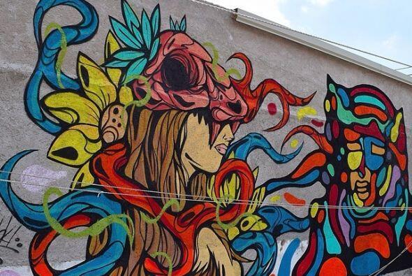 La Princesa de los Huesos vs el Tigre Coloreado, colaboración de gracmor...