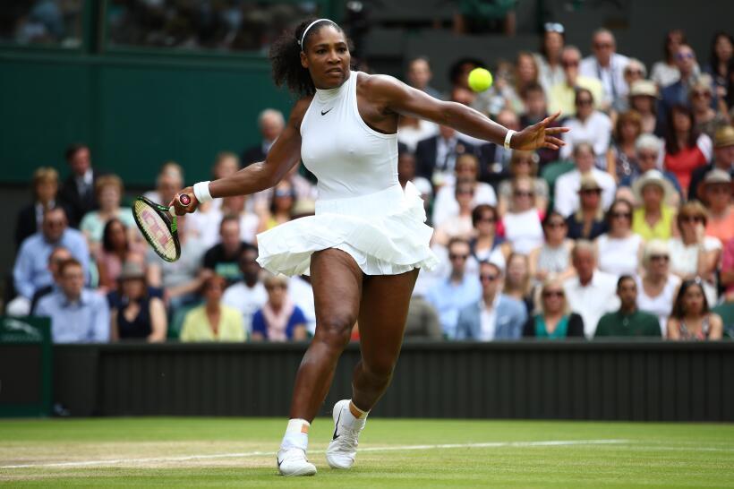 Serena Williams (Tenis, EEUU)