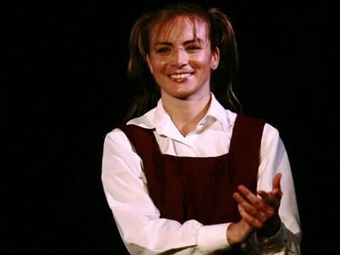Silvia hizo comerciales cuando era niña y a los 18 años co...