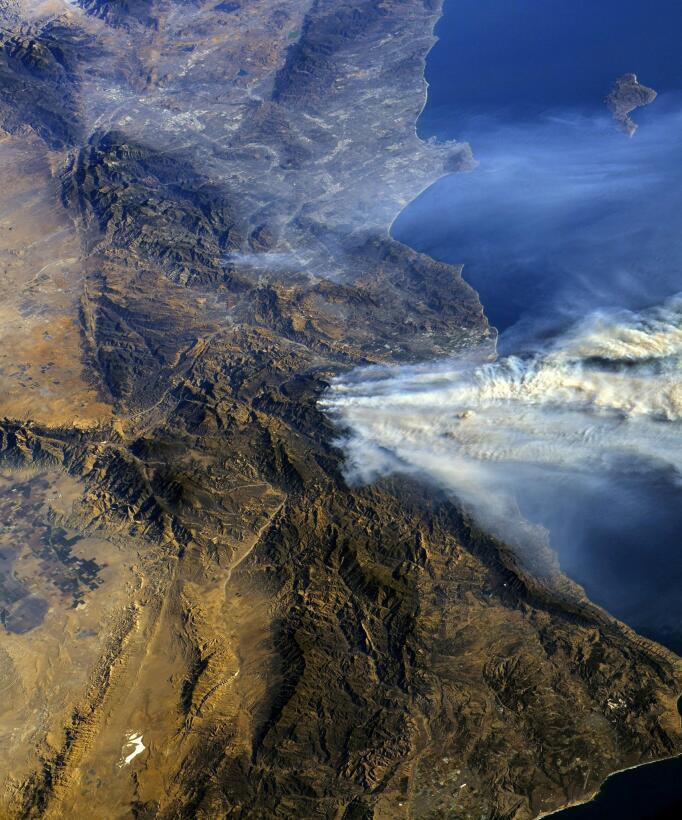 Incendios sur de California