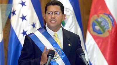 El expresidente salvadoreño será llevado a prisión