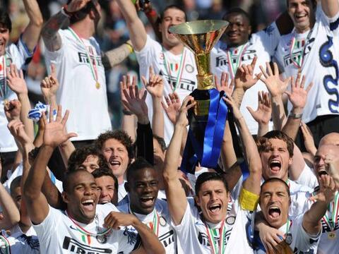 Inter de Milán se convirtió en pentacampeón de la L...
