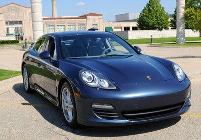 El Panamera seguramente será un éxito más de Porsche.