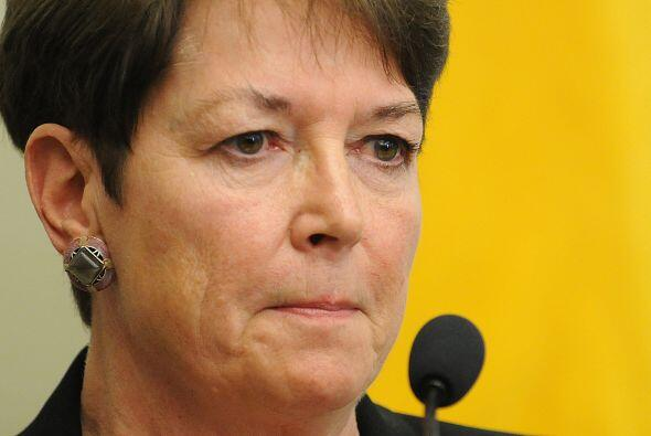 Ecuador exigió la salida de la embajadora de Estados Unidos, Heather Hod...