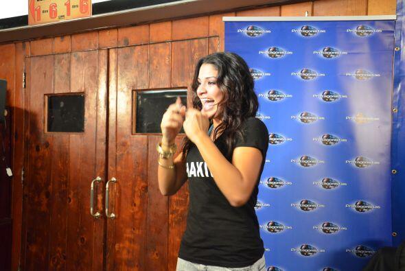 Shakira Barrera lloró hasta el cansancio. Sus primeras palabras f...