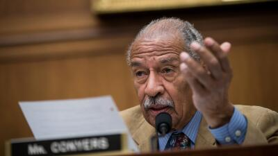 John Conyers llegó al Congreso en 1965 y es el demócrata d...