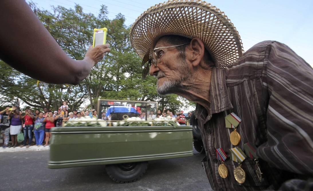Funeral Castro