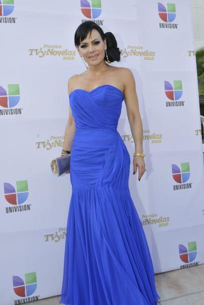 Maribel Guardia es una actriz que se ha sabido conservar muy bien.