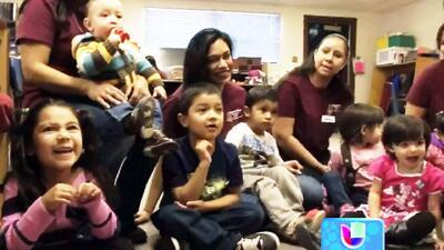 Niños de familias de bajos recursos aprenden menos palabras en su vocabu...