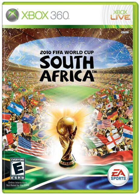 17. 2010 FIFA World Cup South Africa: desde el FIFA 98 Road To World Cup...