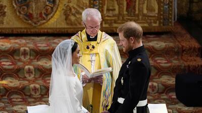 Revive la boda del príncipe Harry y Meghan Markle: así te la contamos