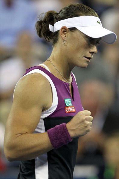 Finalista del Roland Garros del pasado año, Stosur empleó 1 hora y 46 mi...