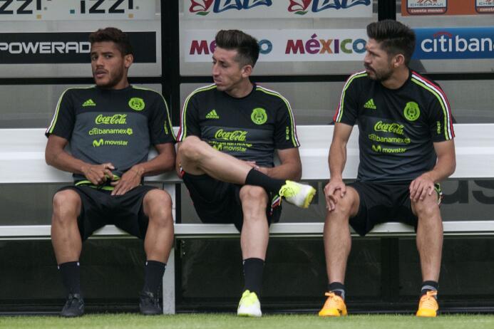 El 'Tri' comienza su preparación para Copa Oro y Copa Confederaciones: a...